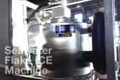 アイスマンの海水フレーク製氷機