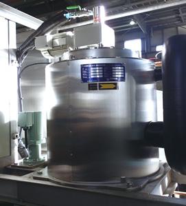 海水フレーク製氷機(WB-100S)