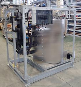 海水フレーク製氷機(WB-700S)