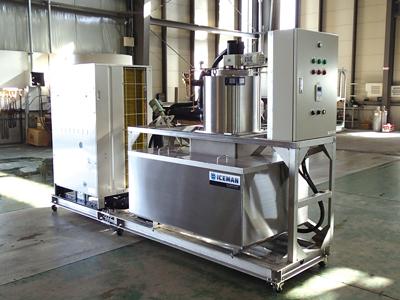 混合液製氷機の設置事例