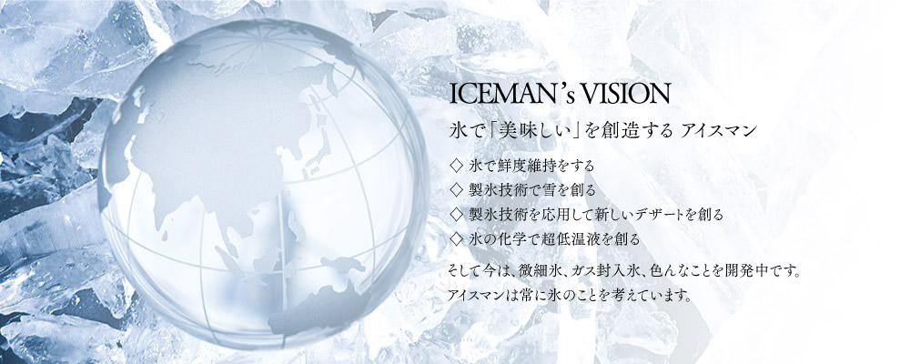 「氷」それは、水とエネルギーの結晶
